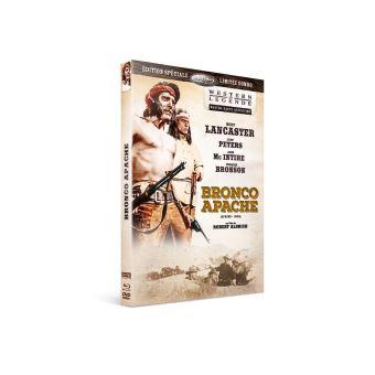 Bronco Apache Combo Blu-ray DVD