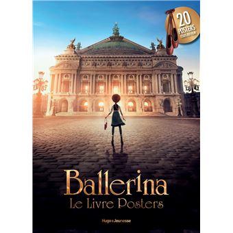 Livre Posters Ballerina