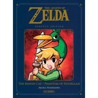 The Legend Of Zelda Perfect Edition Legend Of Zelda Minish Cap Phantom Hourglass Perfect Edition