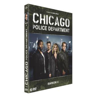 Chicago Police DepartmentChicago Police Department Saison 4 DVD