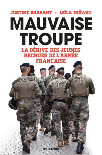 Mauvaise troupe - 9782711200856 - 12,99 €