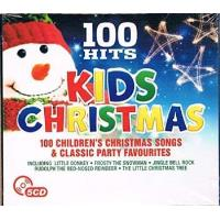 100 HITS KIDS CHRISTMAS/5CD
