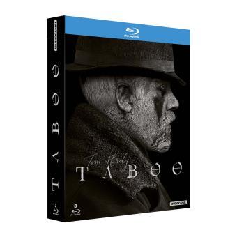 TabooTaboo Saison 1 Blu-ray