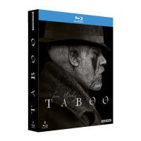 Taboo Saison 1 Blu-ray