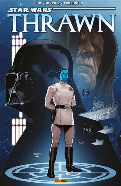 Star Wars - Thrawn - Le protégé de l'Empereur - 9782809480481 - 10,99 €