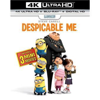 DESPICABLE ME-2BLURAY4K-BIL