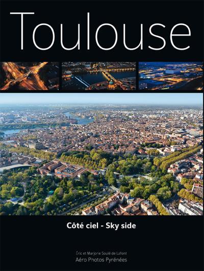 Toulouse côté ciel