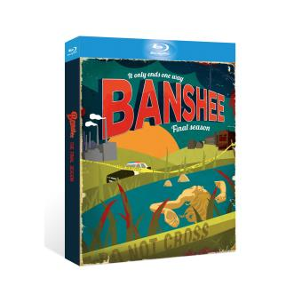 BansheeBANSHEE S4-FR-BLURAY