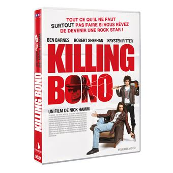 Killing Bono DVD