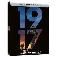1917 Steelbook Edition Spéciale Fnac Blu-ray 4K Ultra HD