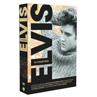 Coffret Elvis Presley DVD