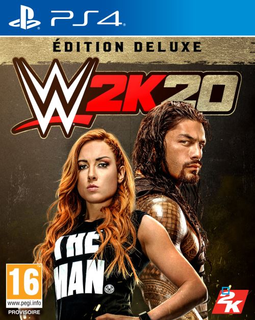 WWE 2K20 Edition Premium PS4