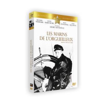 Les marins de l'orgueilleux DVD