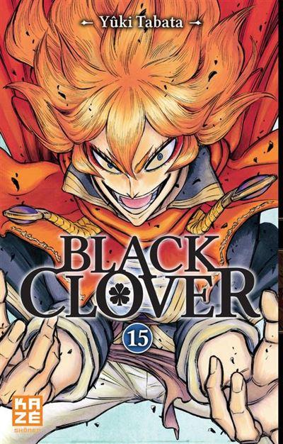 Black Clover T15 - 9782820334299 - 4,99 €
