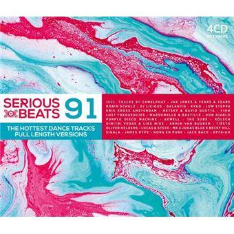SERIOUS BEATS 91/4CD