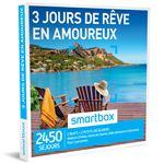 SMAR Coffret cadeau Smartbox 3 Jours de rêve en amoureux