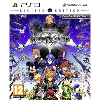 Kingdom Hearts 2.5 HD Edition Limitée PS3 - PlayStation 3