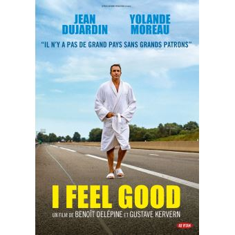 I Feel Good DVD
