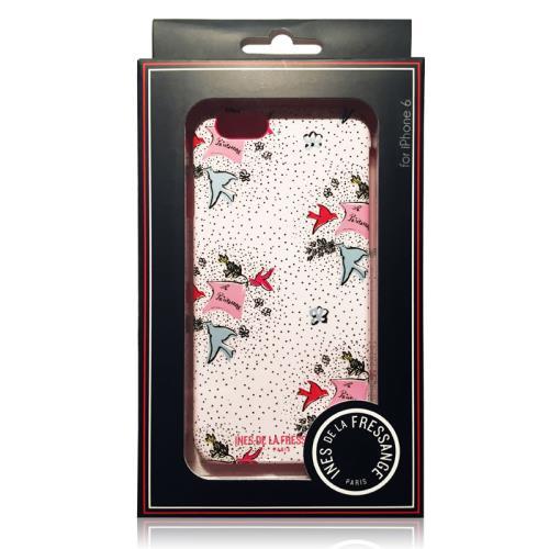 Coque Ines De La Fressange Hirondelles pour iPhone 6 et 6s