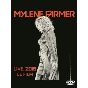 Mylène Farmer Live 2019 DVD