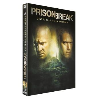 Prison BreakPrison Break Saison 5 DVD