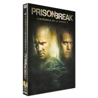Prison Break Saison 5 DVD