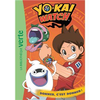 Yokaï WatchYo-kai Watch 16 - Donner, c'est donner !