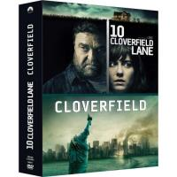 Coffret Cloverfield 2 films DVD