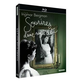 Sourires d'une nuit d'été Edition Collector Blu-Ray