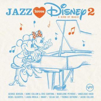 Jazz Loves Disney Volume 2 A Kind Of Magic Edition limitée