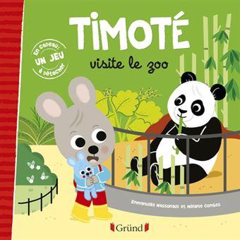 TimotéTimote visite le zoo