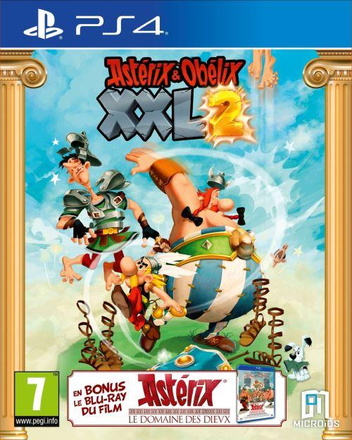 Astérix & Obélix XXL 2 + Astérix et le Domaine des Dieux PS4