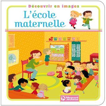 Mon Imagier De L Ecole Maternelle