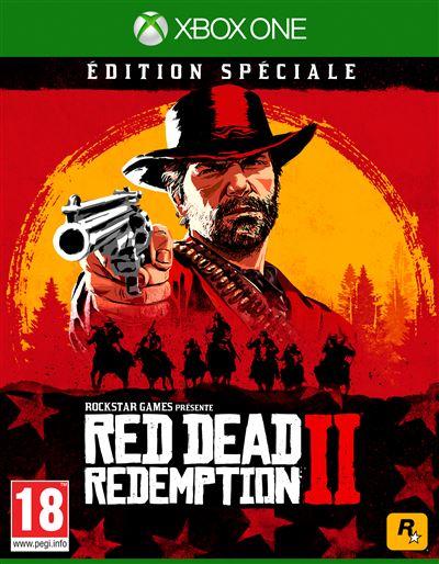 Red Dead Redemption 2 Édition Spéciale Xbox One