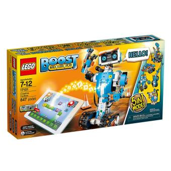 LEGO® Boost 17101 Mes premières constructions