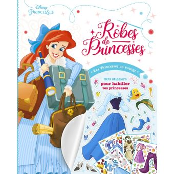 Disney PrincessesDISNEY PRINCESSES - Robes de Princesses - Les Princesses en voyage