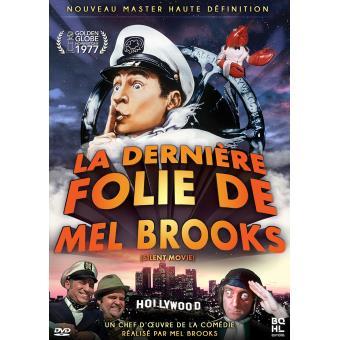 La dernière folie de Mel Brooks DVD