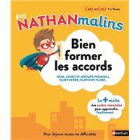 Bien former les accords CM1 et CM2 - Les Nathan malins