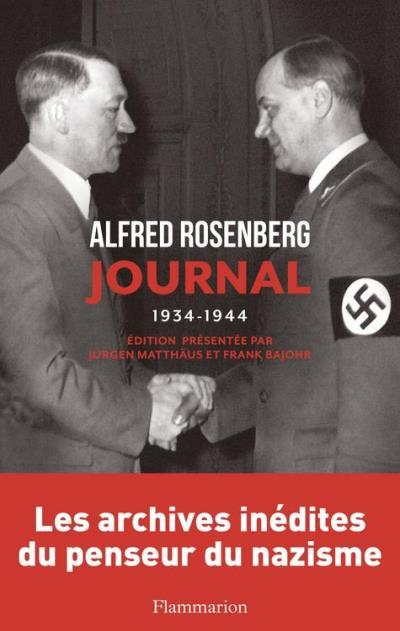 Journal - 1934-1944 - 9782081373426 - 21,99 €