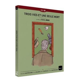 Trois vies et une seule mort Combo Blu-ray + DVD