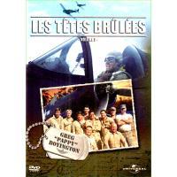 Les Têtes brulées - Coffret 4 DVD - Volume 2