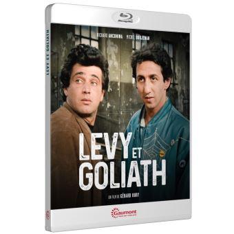 Lévy et Goliath Blu-ray