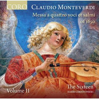 Messa a quattro voci et salmi of 1650