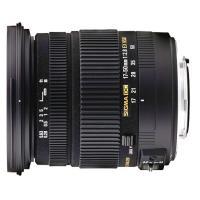 Sigma DC EX SLR-lens HSM 17 - 50 mm f / 2.8; Canon mount