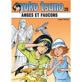 Yoko Tsuno Tome 29 Yoko Tsuno Anges Et Faucons Leloup Leloup Cartonne Achat Livre Fnac