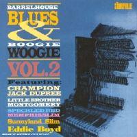 Barrelhouse - Bw and blues