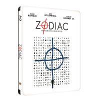 Zodiac Steelbook Blu-ray