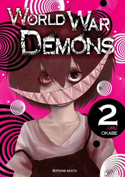 World War Demons - Tome 2 : World War Demons