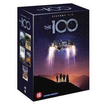 The 100Coffret Les 100 Saisons 1 à 5 DVD