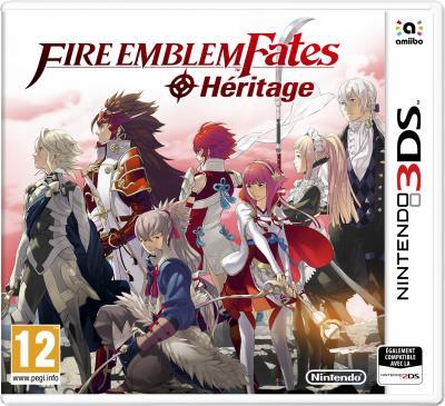 Fire Emblem Fates Heritage 3DS